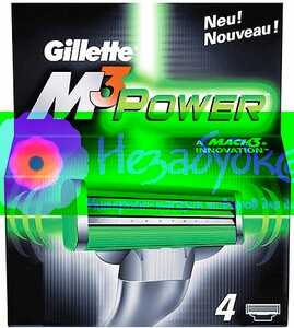 MACH3 Power Картридж 4шт