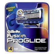 FUSiON PROGLIDE Сменные касеты для бритья 4шт