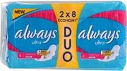 ALWAYS Ultra Женские гигиенические прокладки Super Plus 16шт