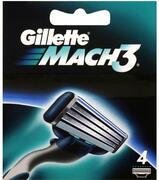 MACH3 Картридж для бритья 4шт