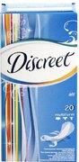 DISCREET Ежедневные гигиенические прокладки Air 20шт