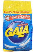 GALA Стиральный порошок для автоматической стирки Морская свежесть 6кг