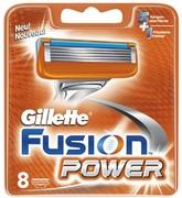 FUSiON Power Картридж для бритья 8шт