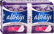 ALWAYS Ultra Женские гигиенические прокладки Platinum Collection Super Plus 16шт