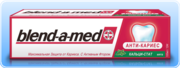 BLEND A MED Зубная паста Антикариес Mint 100мл