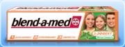 BLEND A MED Зубная паста 3 Effect Мягкая свежесть 100мл