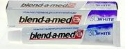 BLEND A MED Зубная паста 3D Wite 50мл