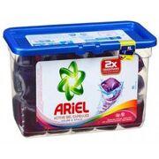 ARIEL Авт Гель жидкий в растворяющихся капсулах ActiveGel Color&Style 16