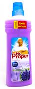 MR PROPER Жидкое моющее средство для уборки пола и стен Лавандовое Спокойствие 750мл