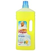 MR PROPER Жидкое моющее средство Лимон 1,5л