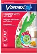 Vortex Перчатки хозяйственные с манжетами L