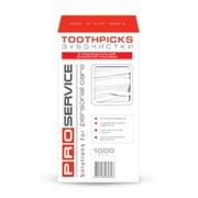 PRO зубочистки в бумажной оболочке 1000 шт