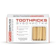 PRO зубочистки 1000 шт