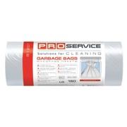 PRO Пакет для мусора  90 * 110 белые ЛД 160л/10шт. Увеличенной плотности!