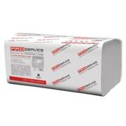 PRO service Optimum Полотенце бумажное V-укладка серое макулатурное 160 шт.