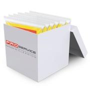 PRO Салфетки целюлозные балком 60шт комплект new