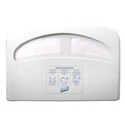 Пластиковый держатель для накладок на сидения унитаза