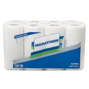 Marathon Полотенце бумажное Standart кухонное 2-х слойное 12 рул.