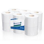 Marathon Туалетная бумага Extra целлюлозная джамбо 2-х слойная 12 шт