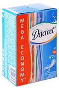 DISCREET Ежедневные гигиенические прокладки Air 100шт
