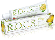 R.O.C.S Зубная паста мята и лимон 74г