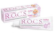 R.O.C.S Зубная паста baby аромат липы 45г