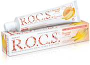 R.O.C.S Зубная паста манго и банан для чувствительных зубов 74г