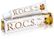 R.O.C.S Зубная паста кофе и табак 74г