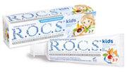 R.O.C.S Зубная паста kids фруктовый рожок 45г