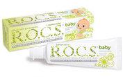 R.O.C.S Зубная паста baby душистая ромашка 45г