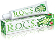 R.O.C.S Зубная паста teens двойная мята 74 г