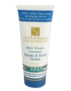 Health&Beauty Крем мультивитаминный крем для рук и ногтей 180мл