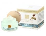 Health&Beauty Крем с медом и оливковым маслом SPF 20 для всех типов кожи 50мл