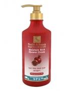 Health&Beauty Крем-гель увлажняющий для душа с маслом граната 780мл
