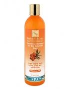 Health&Beauty Шампунь для сухих окрашенных волос с маслом облепихи 400мл