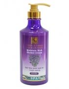Health&Beauty Крем-гель увлажняющий для душа лаванда 780мл
