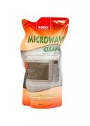 SANO Средство для чистки микроволновых печей запаска 500мл