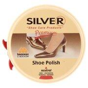 Крем для обуви в железных банках, натуральный, 50 мл