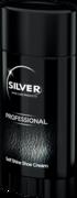 Silver PRO Крем блеск для обуви, карандаш, черный, 50 мл