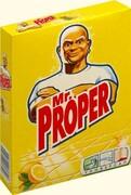 MR PROPER Универсальный моющий порошок Лимон 400г