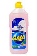 GALA Жидкость для мытья посуды Бальзам для нежных рук c глицерином и алоэ вера 500мл