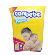 CANBEBE Детские подгузники Comfort dry Newborn (2-5 кг) 48 шт