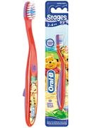 ORAL-B Зубная щетка Stages 2 мягкая 1шт