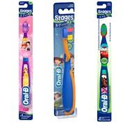 ORAL-B Зубная щетка Stages 3 мягкая 1шт