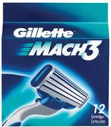 MACH3 Картридж для бритья 12шт