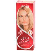 LONDA Крем-краска для волос стойкая 38 Бежевый Блондин