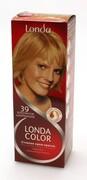 LONDA Крем-краска для волос стойкая 39 Золотисто Шампан