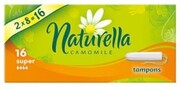 NATURELLA Гигиенические тампоны Camomile Super Duo 16шт