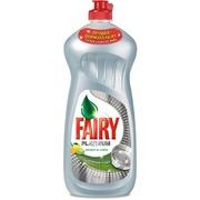 FAIRY Platinum Средство для мытья посуды Лимон и лайм 650мл
