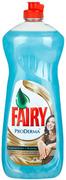 FAIRY ProDerma Средство для мытья посуды Water Lily and Jojoba 750мл